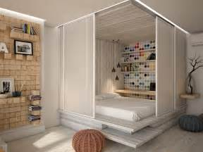 3 open studio apartment designs