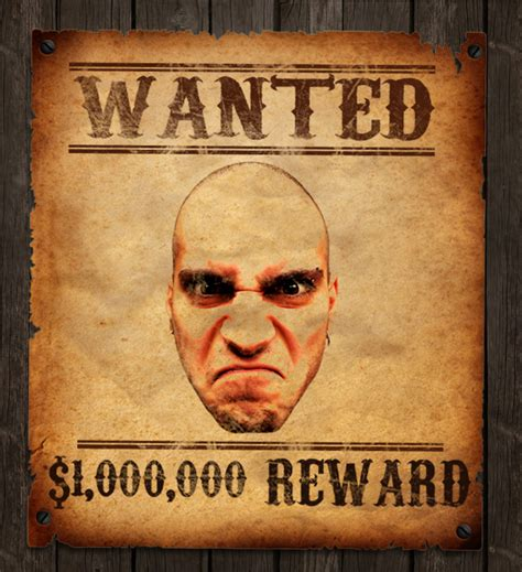 wanted poster design liren by liren on deviantart old western wanted poster photoshop tutorial