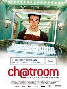 chat room script enda walsh chatroom