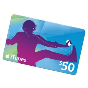 Itunes Gift Card 50 - 50 itunes gift card