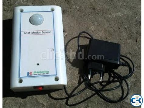 gsm home security system clickbd