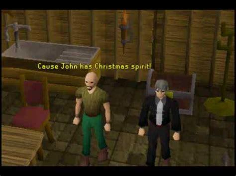 youtube christmas carol 2001 runescape a carol