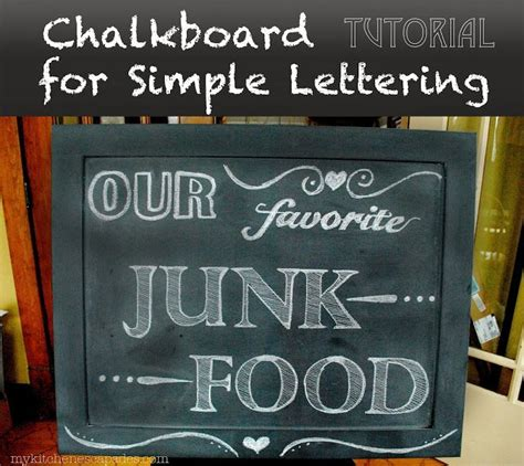 diy chalkboard lettering tutorial 17 best images about chalkboard decorating on
