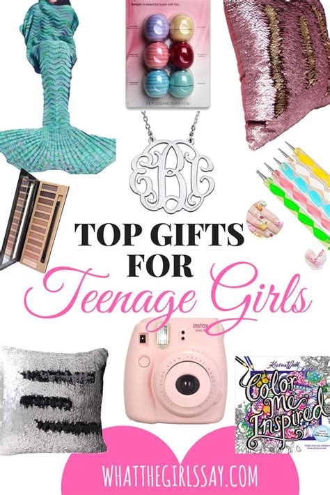 top 100 gifts for teenage girls best gift ideas of 2017 113 best images about cool gifts for teen girls on