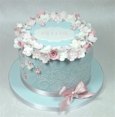 vintage themed birthday cakes mother s day vintage themed cake cakes cake decorating
