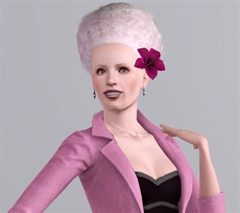 whats mahogany curls real name and where shes from mod the sims quot that is mahogany quot effie trinket