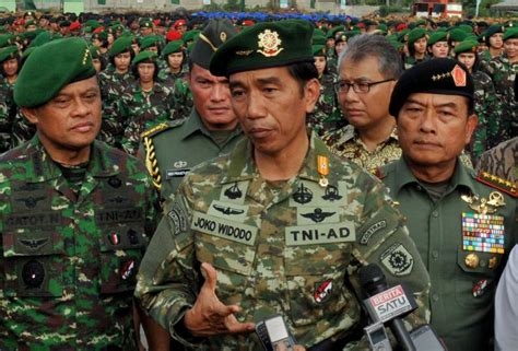 general gatot nurmantyo biography indonesia s military re enters civilian affairs after