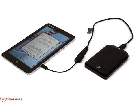 la porta usb non funziona recensione breve tablet lenovo miix 2 8 notebookcheck it