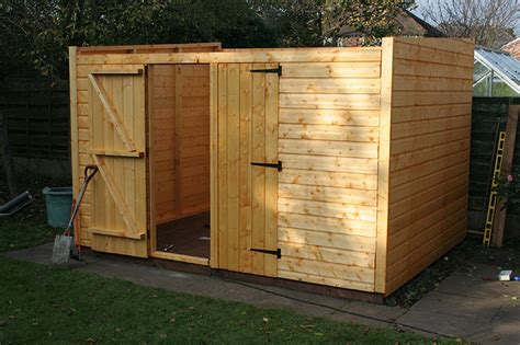 Panel Shed by Observatory Build