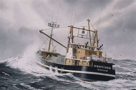 fishing boat artists quot provider quot watercolor in fishing boat paintings boats