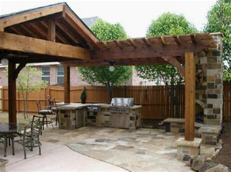 covered outdoor kitchen cost charlotte nc covered patio builders we do it all