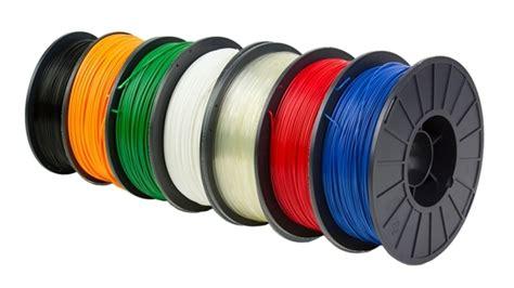 Filament 3d Printer 3d printing filaments comparison vs pet vs pva hips