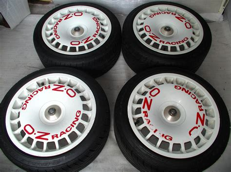 oz rally wheels oz rallye racing my 190e evo pinterest more wheels