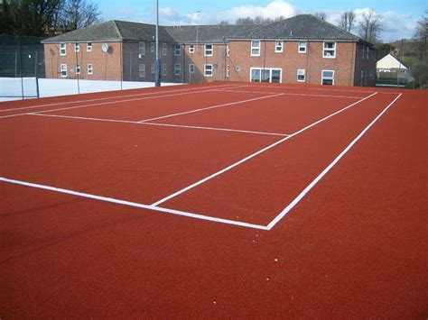 how much to build an artificial clay tennis court
