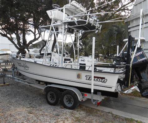 triton offshore boats triton 22 offshore boats for sale