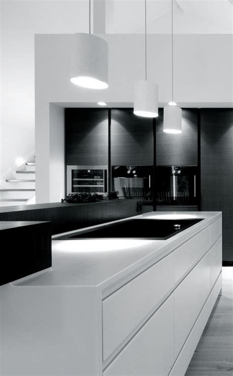 modern kitchen ideas pinterest the 25 best black white kitchens ideas on pinterest
