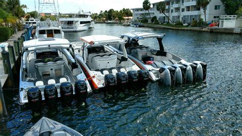 mti boats youtube mti v 57 making big waves at the 2017 miami boat show