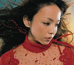 namie amuro just you and i wiki think of me no more tears generasia