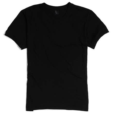 Dx Black Shirt s simple sleeved neck plain t shirt