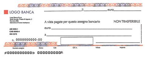 conto corrente ubi carime tempi di prescrizione di un assegno bancario conto