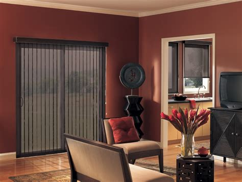 vertical blinds for living room window vertical blinds for sliding glass doors traditional living room san diego by 3 blind
