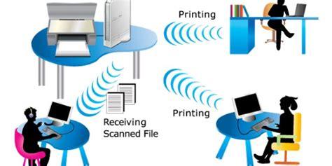 cara membuat jaringan wifi di kantor cara sharing printer di windows 7 8 dan 10 melalui