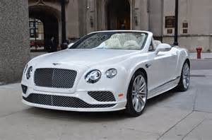 Bentley Gtc 2017 Bentley Continental Gtc Speed New Bentley New