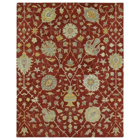 10 x 8 area rug kalaty heirloom 8 ft x 10 ft area rug hl 420 810 the home depot