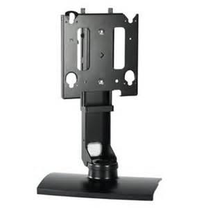 Ergonomic Desk Stand Up Tv Swivel Stand Flat Panel Tv Desktop Mounts