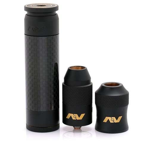 Goon 22 Authen Black Brass buy goon style mechanical mod kit copper silver