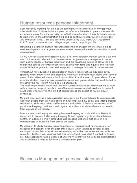 Advantage Of Mba In The Philippines by Personal Statement For Mba Project Management Education