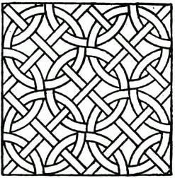 mosaic coloring pages mosaic coloring pages free az coloring pages