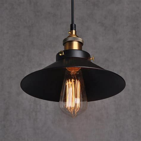 Pendant Light Covers Vintage Lshades Industrial Style Retro Metal Light Cover Pendant Light Ceiling L With