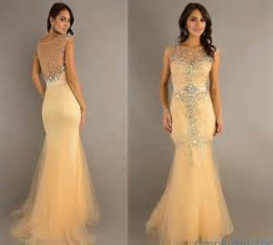 wedding evening dresses 2014 formal mermaid beaded wedding evening dress formal prom gown custom 2045676 weddbook