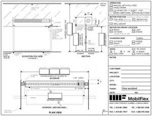 Roll Front Cabinet Mobilflex Inc Folding Amp Rolling Closure Details