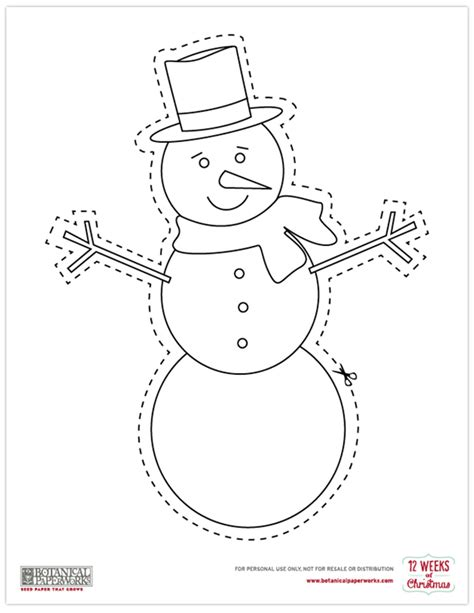snowman templates to cut out pictures of snowman cut outs new calendar template site