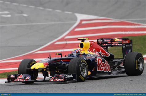 Marc 117s ausmotive 187 webber fastest on day of barcelona