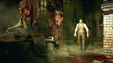 The Within the evil within gamespot