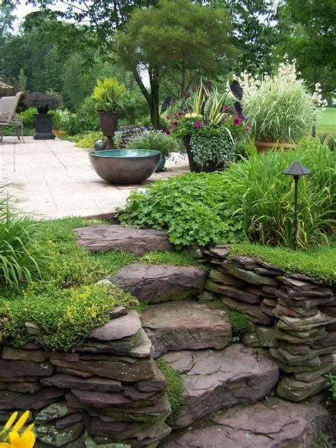 Rock Garden Steps 25 Best Ideas About Rock Steps On Outdoor