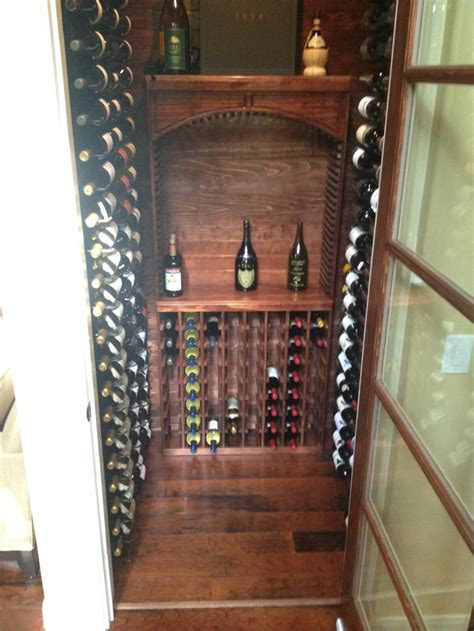 Closet Wine Cellars by Design Patios Wine Closets