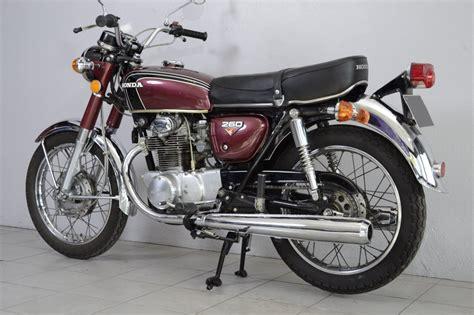 honda cb250 k4 sold 1973 on car and classic uk c722645 honda cb 250 k4 de 1972 d occasion motos anciennes de