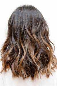 medium length hair with ombre highlights 30 stylish fall haircuts for every style hairstyles