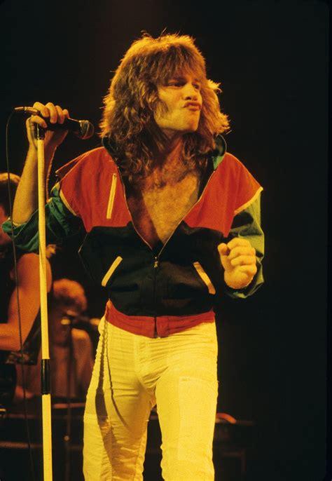 Bon Jovi 24 on tour with bon jovi in the 1980s flashbak