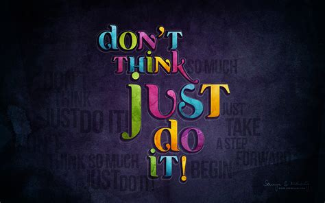 Just Do just do it transforminglifenow