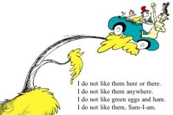i said i do pastor or not books dr seuss book quotes green eggs and ham image quotes at