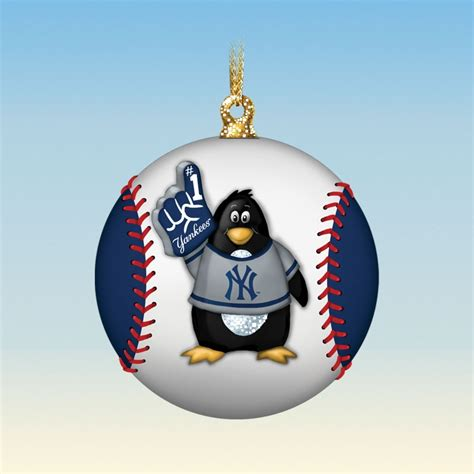 new york yankees christmas ornament collection your 1st