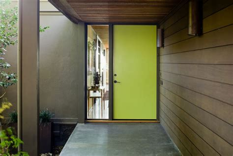 Modern Front Door Colours The Of Decorating A Front Entrance