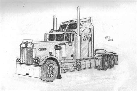 truck pencil drawings truck drawings in pencil pencil