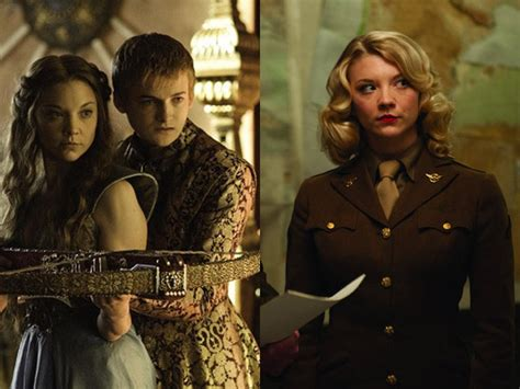 natalie dormer captain america 12 more of thrones with surprising pasts