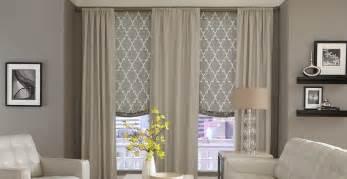 Cotton Tie Top Curtains Roman Curtains And Their Benefits Decorifusta